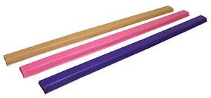 8' Suede Folding Gymnastic Balance Beam