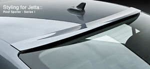 Jetta rear roof spoiler 691912 3dCarbon