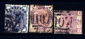 GREAT-BRITAIN-GRAN-BRETAGNA-1883-1884-Effigie-della-regina-Vittoria