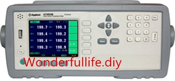 Multi-Channel Temperature Meter TEST Accuracy 0.2%+1 Celsius
