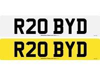 R20 BYD Reg For Sale