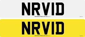 NRV ID - NAV ID CAR REGISTRATION CHERISHED NUMBER FOR SALE