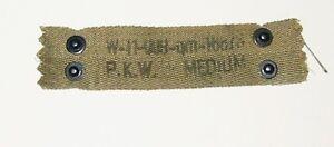 NEW-WWII-U-S-ARMY-M-1-HELMET-LINER-NAPE-STRAP-MED