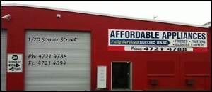 Electrician, Refridgeration repairs Affordable Appliances Hyde Park Townsville City Preview