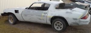 1979 Camaro Z28 My Project  Body 80% complete