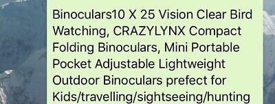 Crazylynk binoculars
