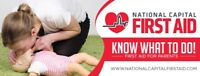 First Aid For Parents & Grandparents Class
