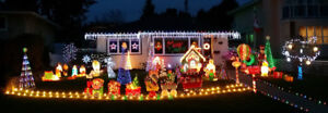 Best Christmas Dispaly from Burnaby for Sale