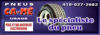 offre d'emploi ... installateur de pneus !!