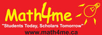 Tutoring Program $8-15 ONLY @ Math4me for KG to Grade 12