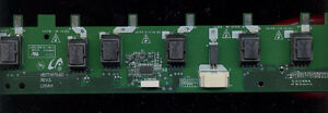 Module d`alimentation (Inverter board) pour TV Samsung