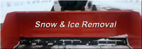 Snow Removal - Professioanly Reliable Service