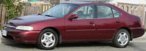 ***REDUCED*** 2000 Nissan Altima GXE