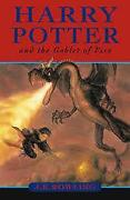 Harry Potter and The Goblet of Fire First Edition