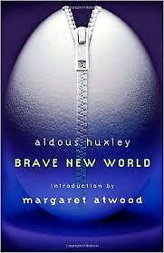 Brave New World by Aldous Huxley,Introduction by Margaret Atwood