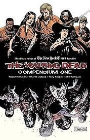the walking dead compendiums 1-2-3