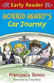5 Early reader Horrid Henry books