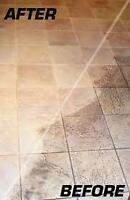 SparKlean - **Tile, Grout, Carpet, Upholstery Cleaning**