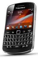 THE CELL SHOP has a Blackberry 9900 With Rogers-Fido-Chat'r