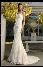 Designer Christina Rossi Wedding dress
