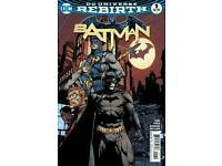Batman I am Gotham Comics