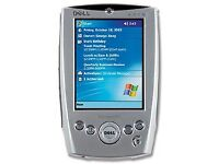 Dell Axim X5 PDA with dock