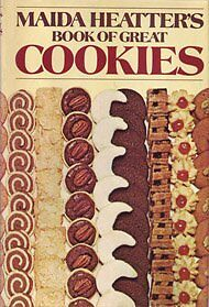 Book of Great Cookies by Maida Heatter