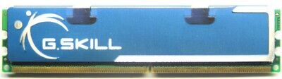 2GB Kit (2x1GB) G.Skill DDR2-800 RAM PC2-6400 CL4 F2-6400CL4D-2GBPK DIMM Memory online kaufen