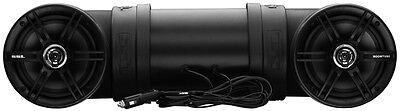"Soundstorm BTB6 Bluetooth 6.5"" 450W ATV/Marine UTV Amplified Tube Speaker System"