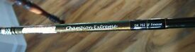 USA DOBYNS CHAMPION EXTREME DX702 SF FINESSE ROD NEW