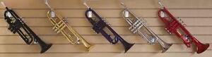 Brass Instruments Trumpet, Cornet, Trombone, French Horn & Pocket Trumpet www.musicm.ca