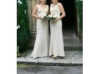 Truebride bridesmaid dress M918 Toffee size 12