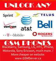 Unlock Samsung HTC iPhone* ULTIMATEUNLOCKING.com *120% Garantie*