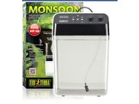 Exo Terra Monsoon Misting System with Remote Control