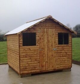 Garden Sheds Gumtree garden sheds ( log board sheds ) free delivery | in falls road