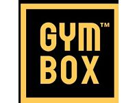GYMBOX GYM MEMBERSHIP- VICTORIA £66 Per month no lock-in fee
