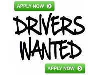 delivery drivers required Full time or part time