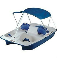 Lost Pedal Boat