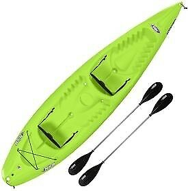 Pelican Troupe 129 Tandem Kayak package-one left!
