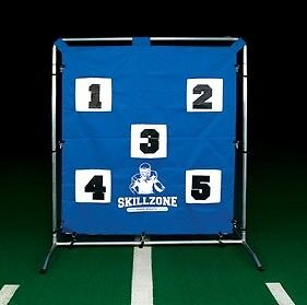 Fisher Athletic QB Skill Zone Target System Net
