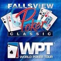WIN 1 OF ATLEAST 18 WPT-FALLSVIEW POKER CLASSIC $1100.00+  SEATS