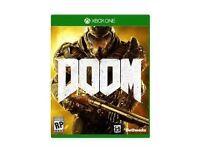 Swap Doom Xbox one for Ps4 version