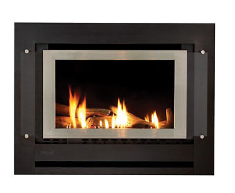 Rinnai Sapphire Gas Log Fire. From $3690 installed (changeover) Cheltenham Kingston Area Preview