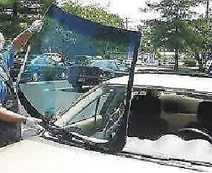 Windshield replacement starting from $160 (mobile service)