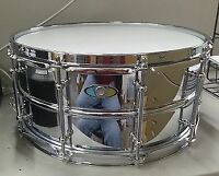 Caisse-claire Ludwig Supralite 6.5x14