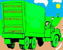 ****ANYTHING ANYWHERE REMOVALS**** Brisbane City Brisbane North West Preview