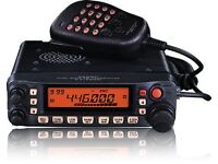 yaesu ft 7900r/e dual band traceiver and sirio 2mtr antenna plus seperation lead for same trancéiver