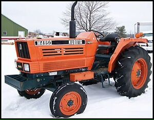 Wanted! Small 40-70 hp Tractor!