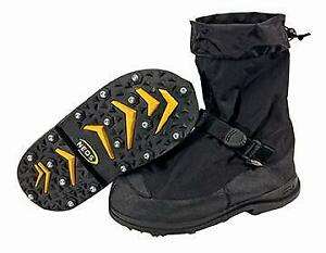 NEOS STABILicers Overshoe Ice Cleat for Snow, Waterproof-New