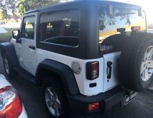 2014 Jeep Wrangler Convertible 12 MONTH WARRANTY West Perth Perth City Preview